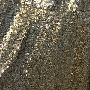 Torrid Dresses - Torrid Cocktail Party Dress Black Silver Sequined